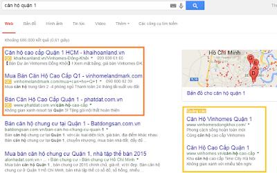 Sử dụng Google AdWords để tìm kiếm khách hàng
