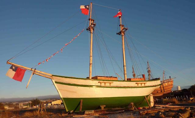 Museo Nao Victoria Goleta Ancoud Punta Arenas