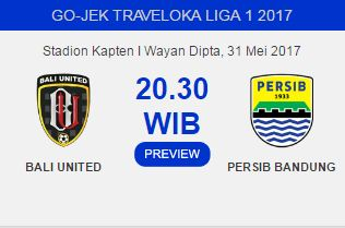 Bali United vs Persib Bandung: Djanur Benahi Pola Serangan