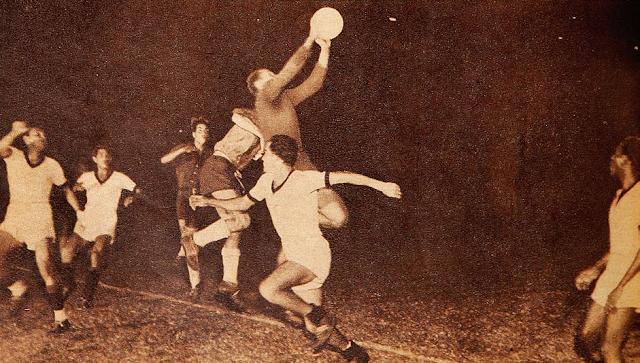 Chile y Colombia en Campeonato Sudamericano de 1949