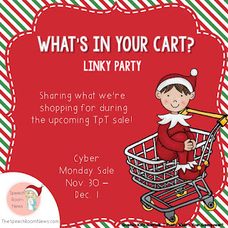What's in Your Cart? Linky