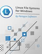 Paragon Linux File System For Windows 5.1.1015