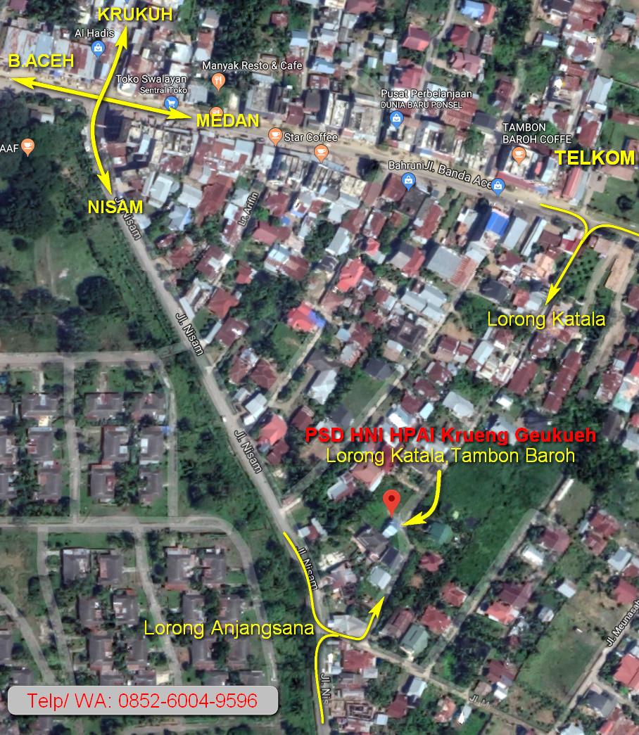 Pusat Stokis Daerah HPAI Aceh Utara