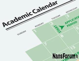 UNILORIN Academic Calendar 2017/2018 Published