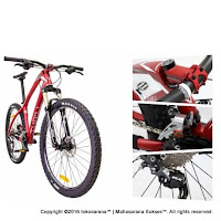 27.5Inch Ravage 2.0  Trill Mountain Bike