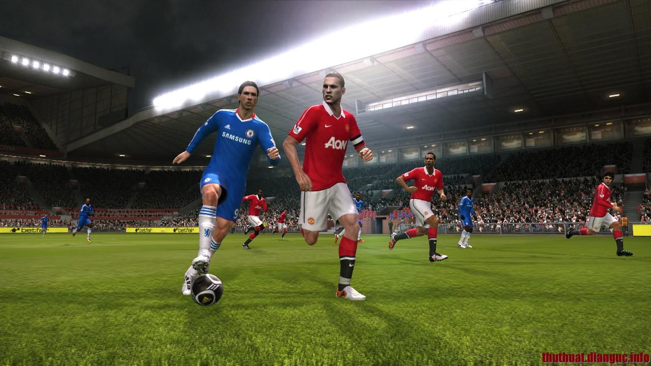 Pes 2011 Game
