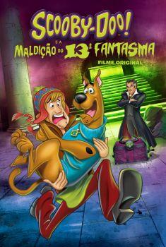 Scooby-Doo! e a Maldição do 13º Fantasma Torrent - WEB-DL 720p/1080p Dual Áudio