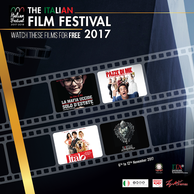 ITALIAN FILM FESTIVAL 2017