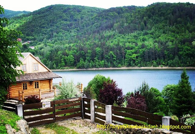 Domek nad Jeziorem Żywieckim i marzenia się realizują