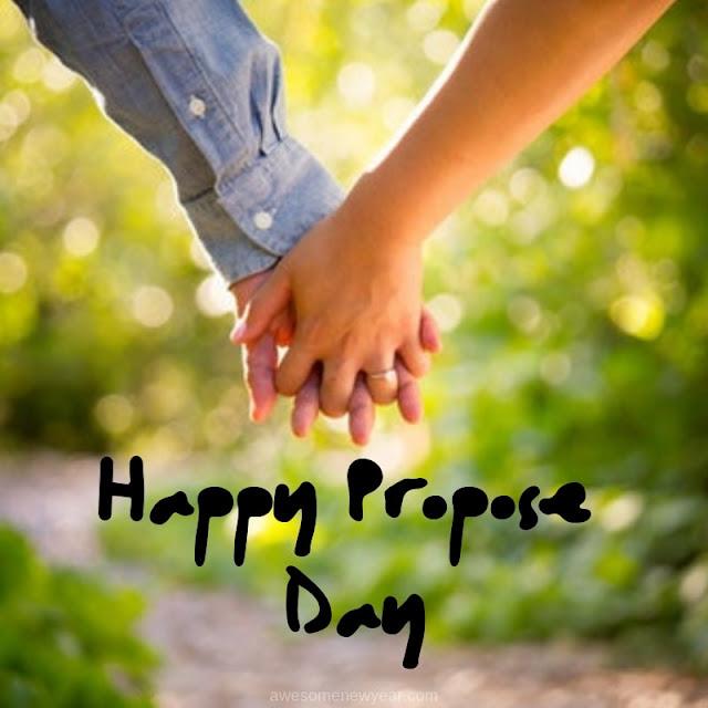 Happy Propose Day 2019 Photos
