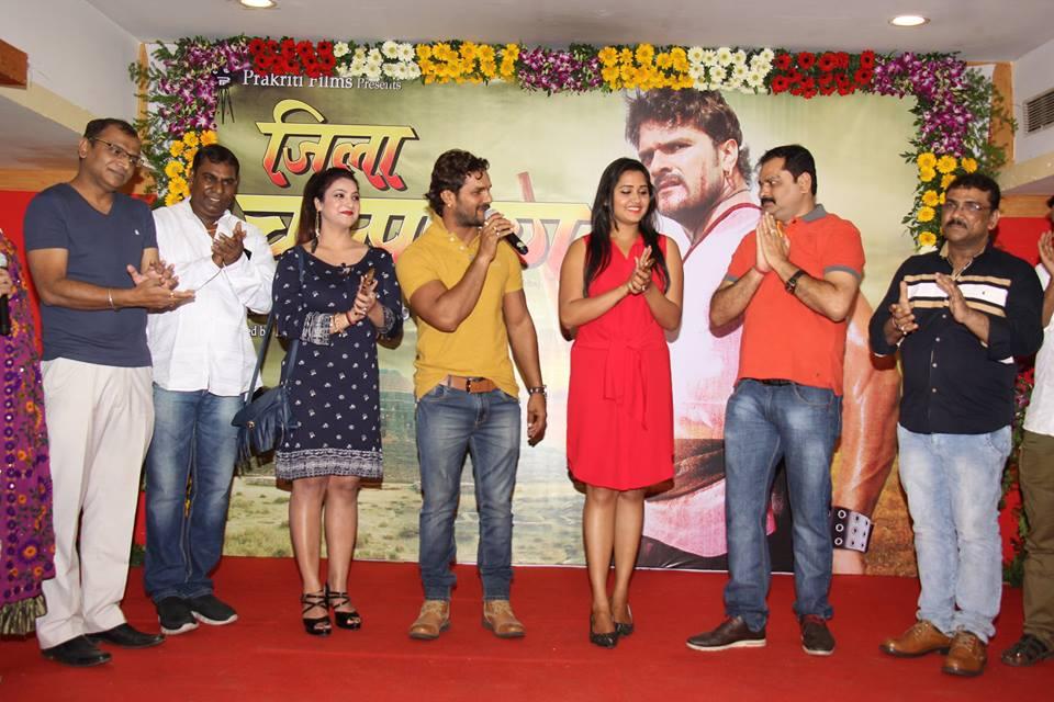 Jila chamapran (Bhojpuri) Movie Star casts, News, Wallpapers, Songs & Videos