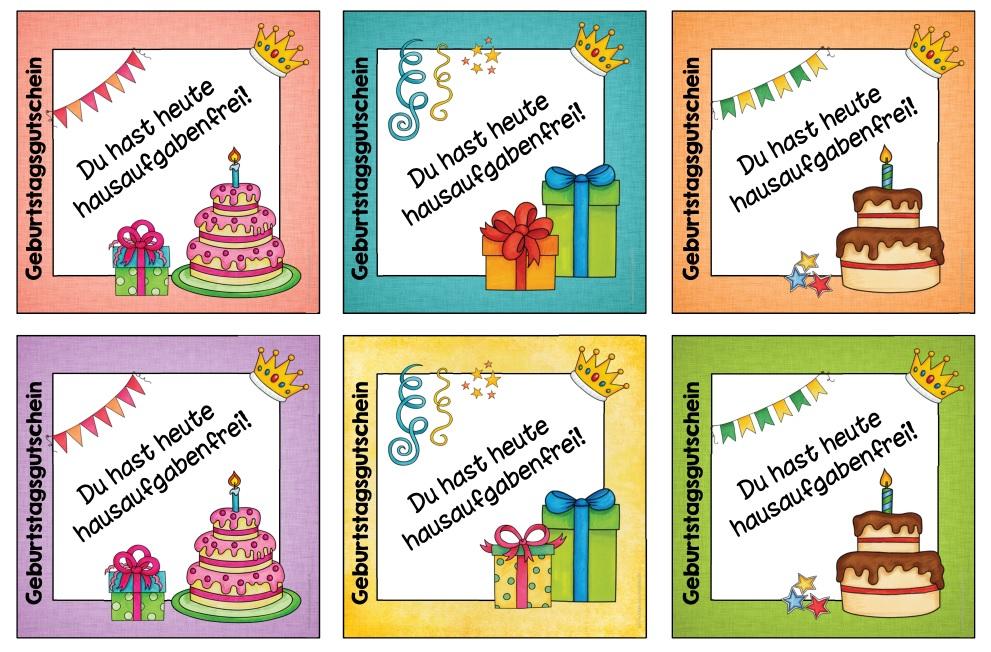 Ideenreise Blog Hausigutscheine Fur Den Geburtstag