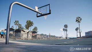 NBA Live 18 Xbox 360 Wallpaper