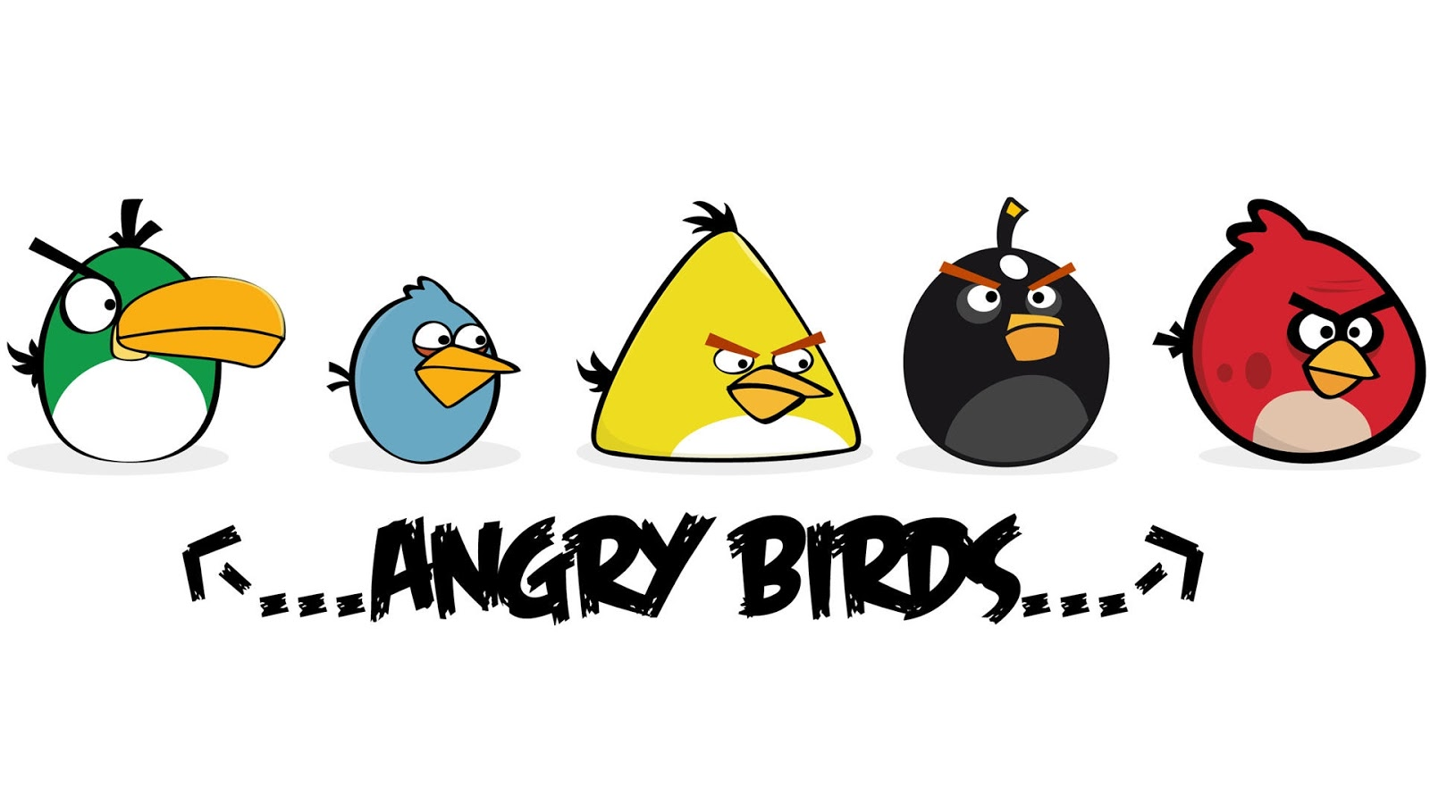 It is a picture of Juicy Angry Birds Printables