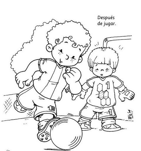 Dibujos De Prevencion De Accidentes En La Escuela Para
