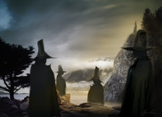 Mysterious Dark Watchers - One Of America's Greatest Ancient