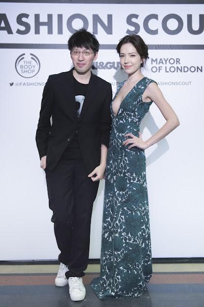 2016春夏倫敦時裝週