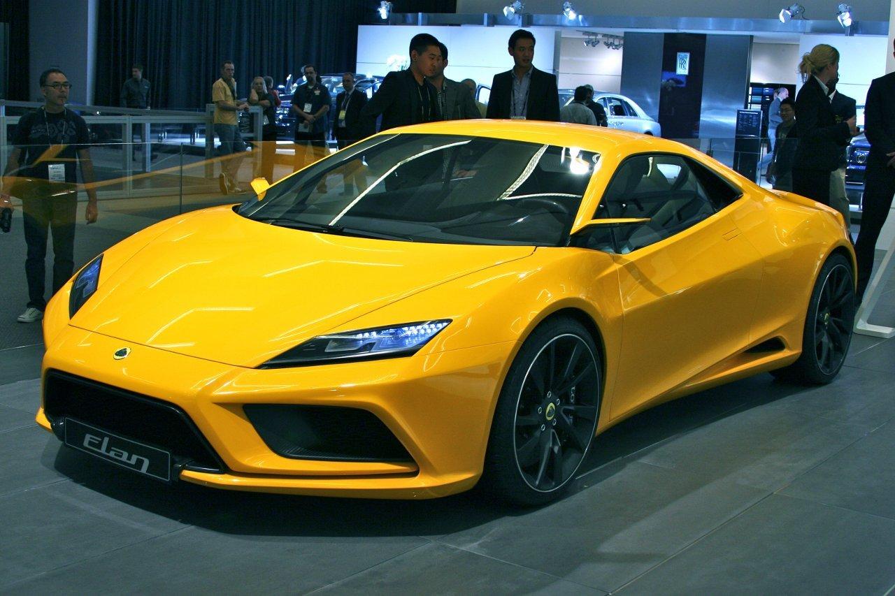 Car: Lotus Elan