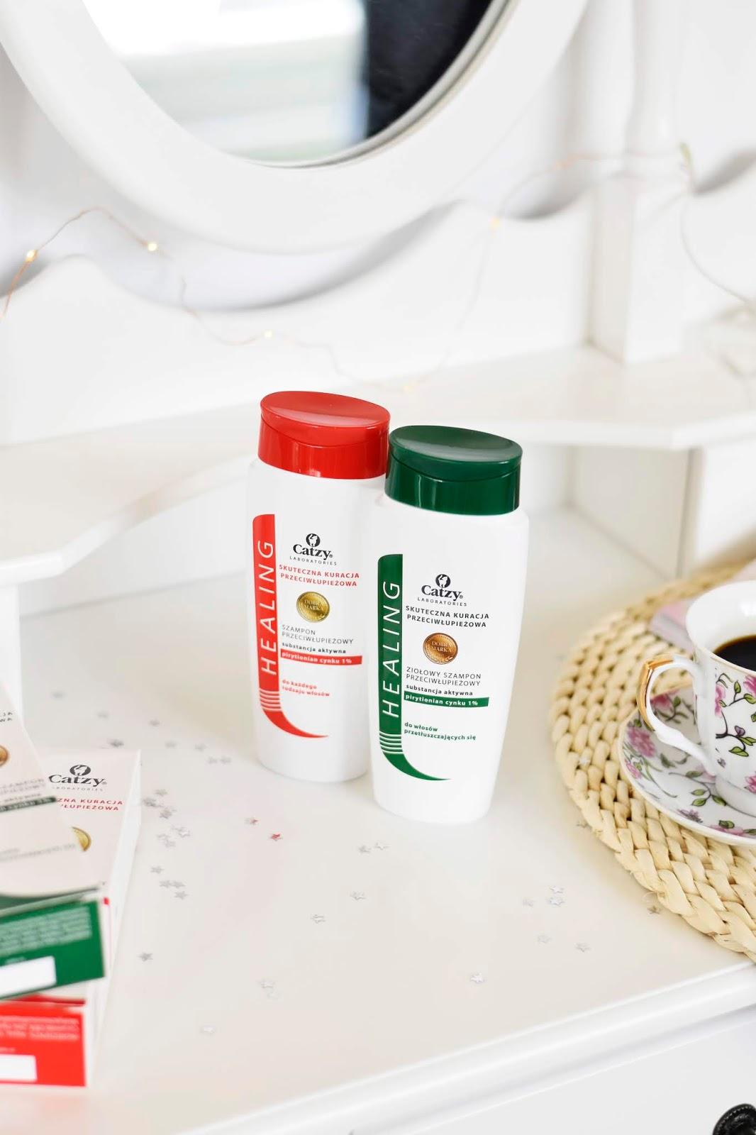 catzy szampon przeciwłupieżowy