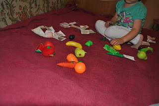 joc: fruct sau legume