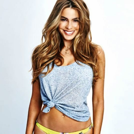2e8bed9a72e ... Sofia Vergara Flaunts Amazing Bikini Body in Women's Health for May 2014  Issue