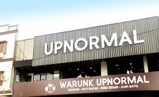 Warunk Upnormal Makassar, Makanan Enak Di Makassar