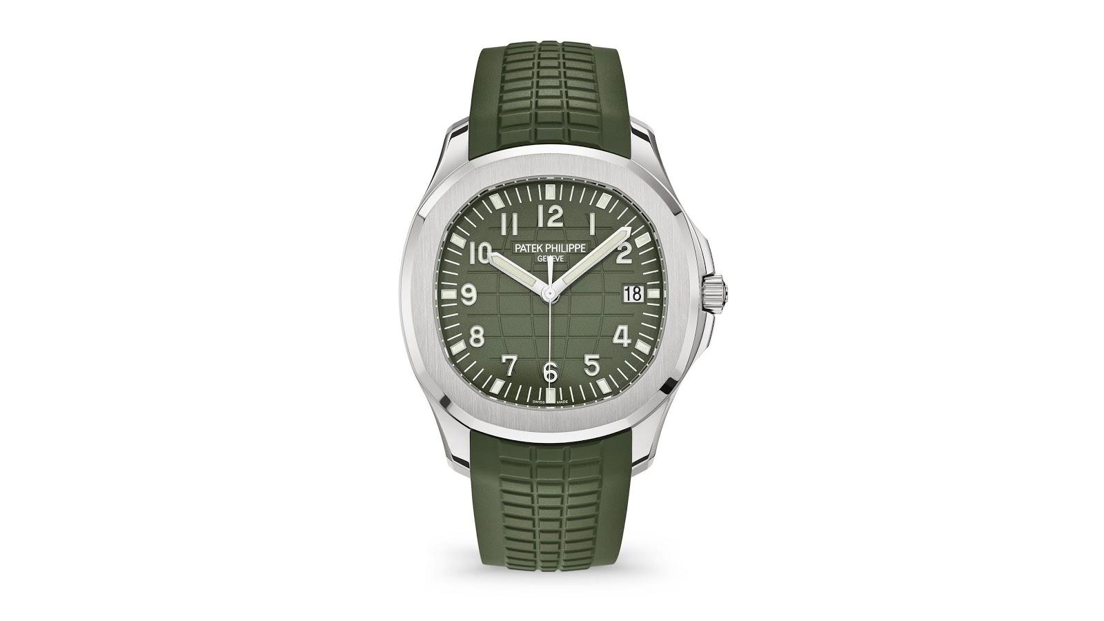 Watchfinder Co Patek Philippe Aquanaut