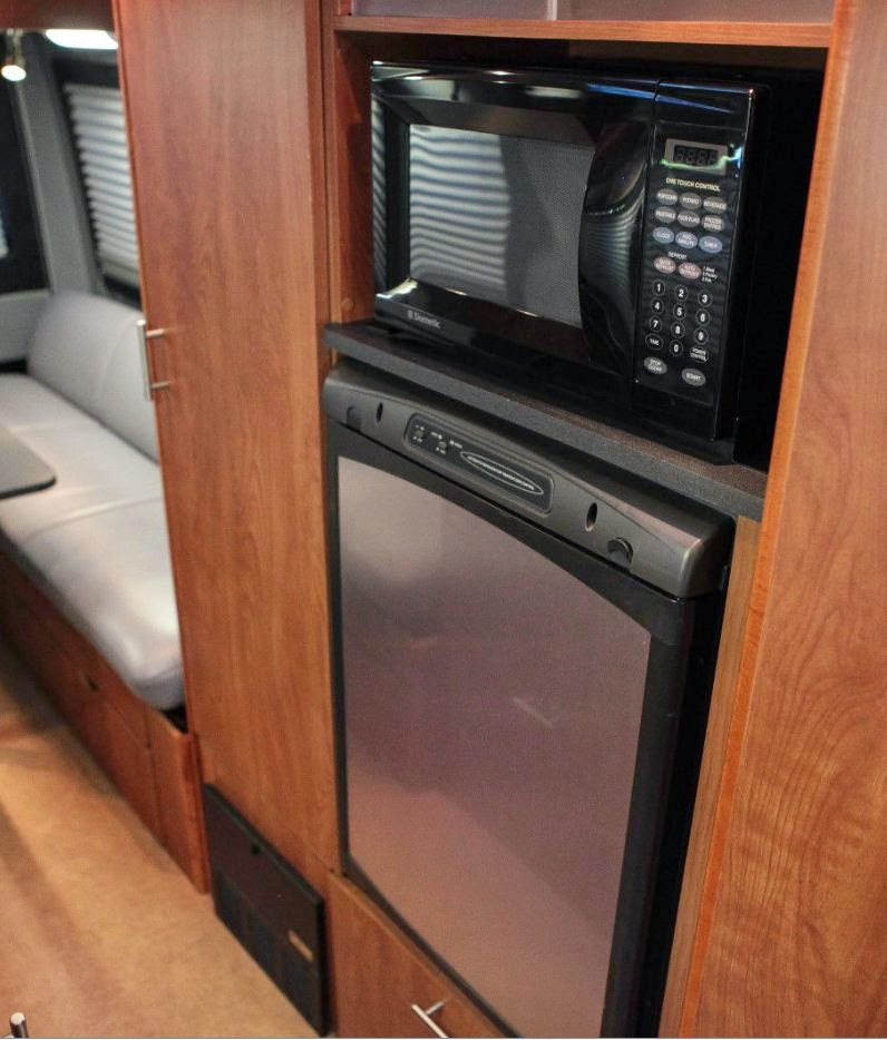 THE INTERSTATE BLOG: TROUBLESHOOTING A DOMETIC 2351 PROPANE FRIDGE