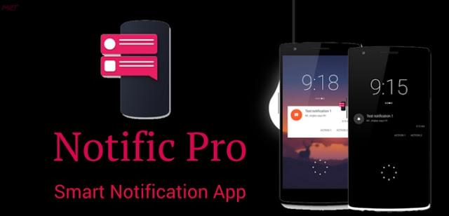 Notific Pro v5.1.6 Apk Miki