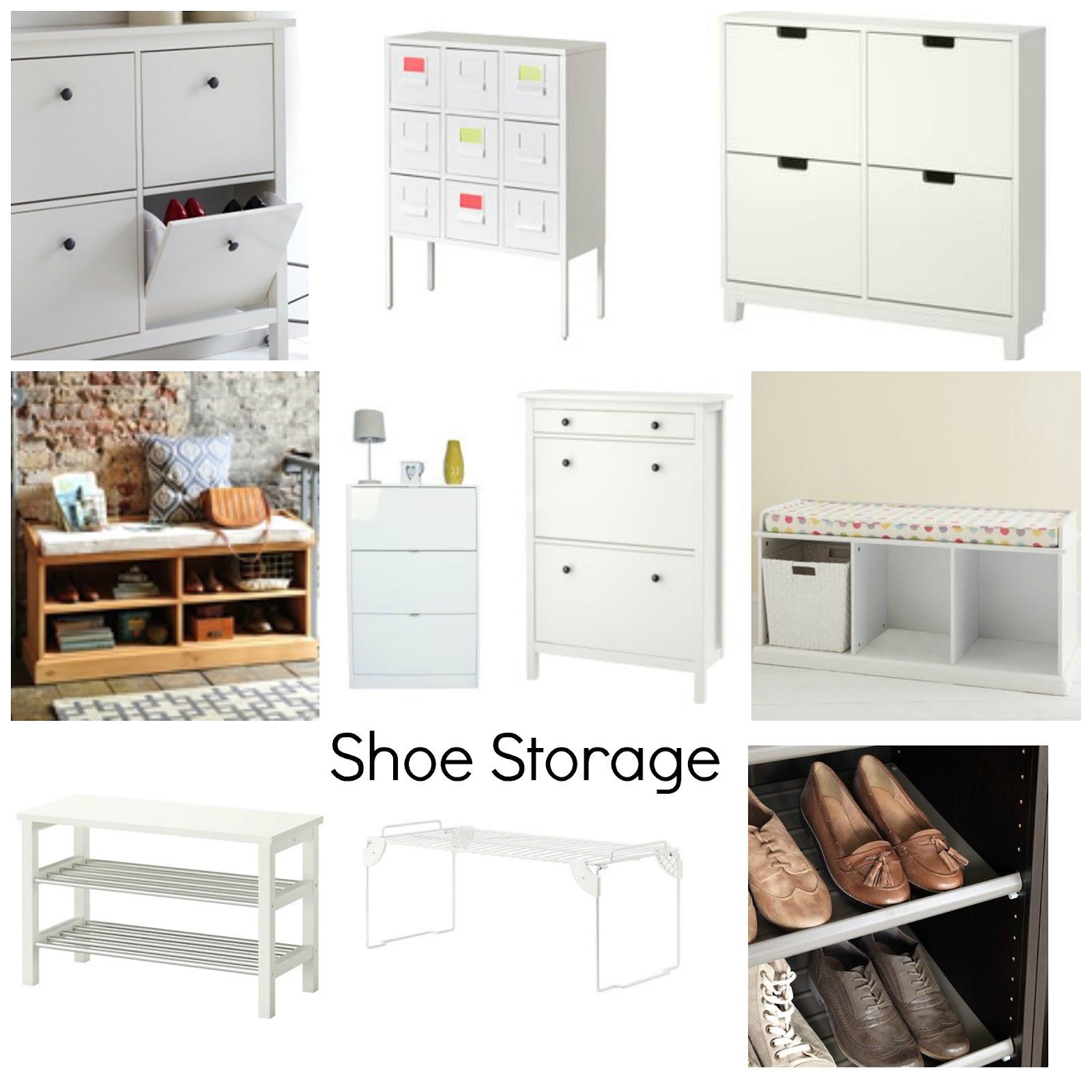 , Home Organisation:  Shoe Storage