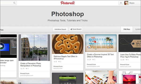 Photoshop tips Photoshop board on Pinterest