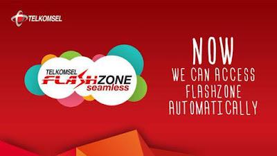 Akun Wifi FlashZone Seamless