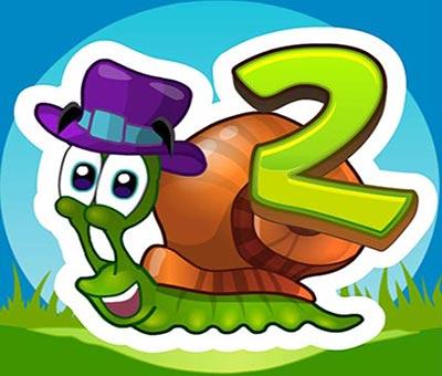 لعبة الحلزون بوب Snail Bob 2 للكمبيوتر