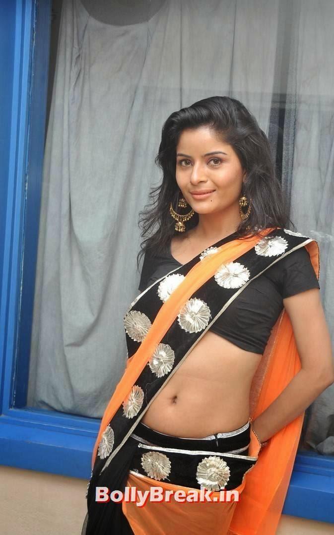 , Gehana Vasisth Namasthe Movie Stills in saree