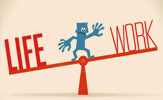 What Everybody Gets Wrong About Work-Life Balance?