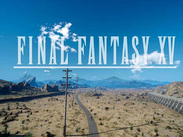 Vihdoin ensikosketus Final Fantasy XV:een