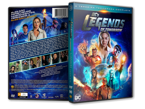 DC's Legends of Tomorrow - 3ª Temporada Completa