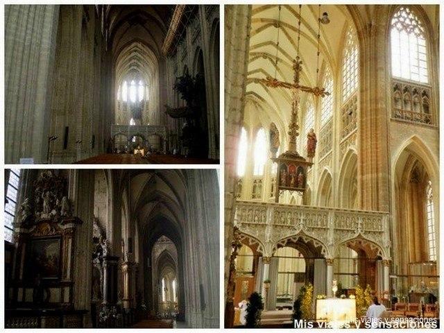 iglesia de San Pedro, Lovaina, Flandes, Bélgica