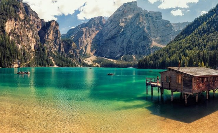 12. Prags Lake, Tyrol, Italy - 29 Most Exciting Beaches to Visit