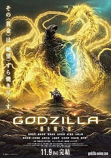 download GOdzilla 2019 the planet eater sub indo