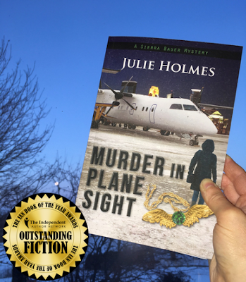 Operation Awesome #20Questions in #2020 of #NewBook Debut Author Julie Holmes