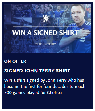 jersey jhon terry
