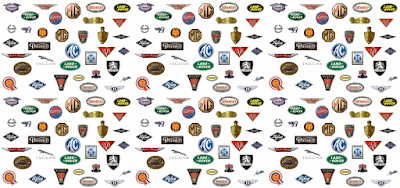 Sports Car Logos Car Show Logos