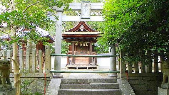 人文研究見聞録: 斑鳩神社(斑鳩...