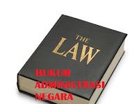 Fungsi Hukum Adminisrasi Negara