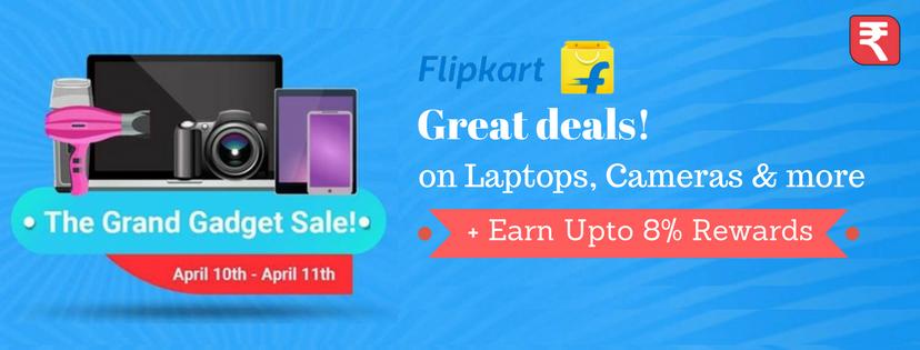 a822b6e9c Flipkart Great Deals   Upto 70% OFF On Laptops