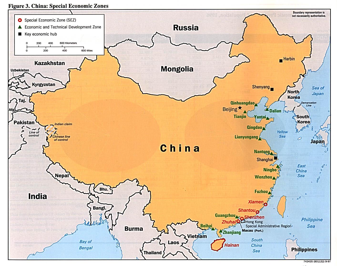 Marxist Geography Of China
