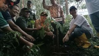 Hari Air Sedunia 2018, PT MBI Gelar Aksi Tanam 4000 Pohon di Tahura R. Soerjo