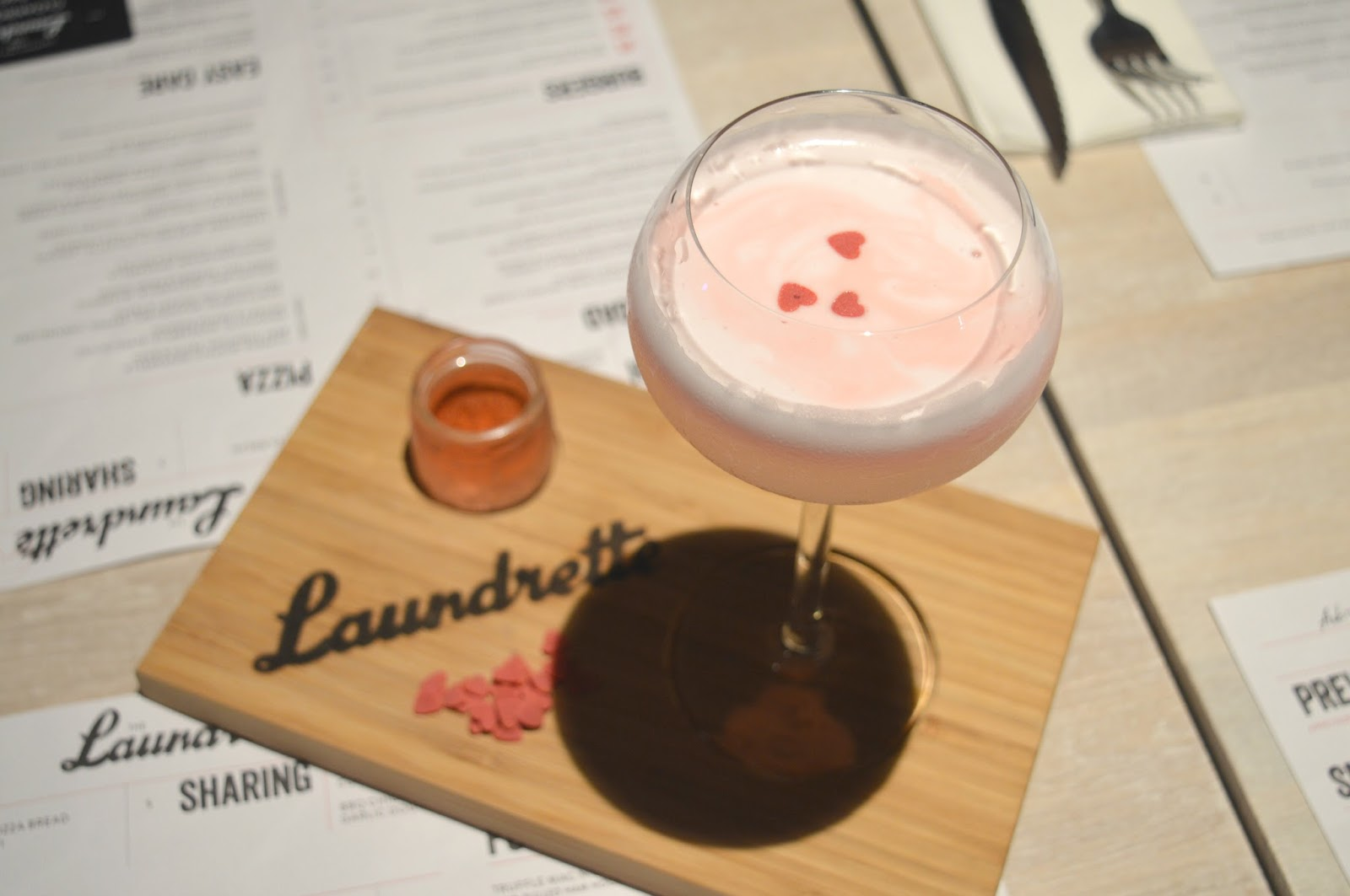 The Laundrette, Newcastle - The Laundrette with Love
