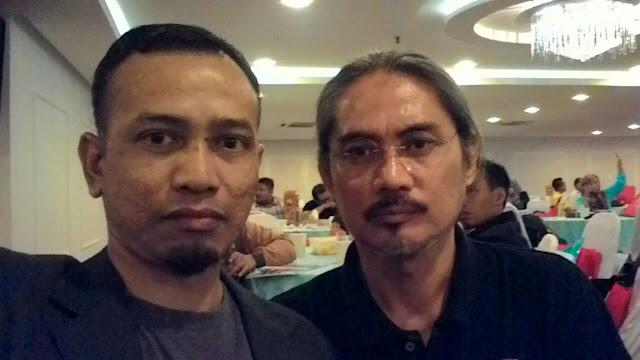 Uncle Gedek, King Selfie Malaysia, SBB2016, Sepetang Bersama Blogger, Khir Khalid,